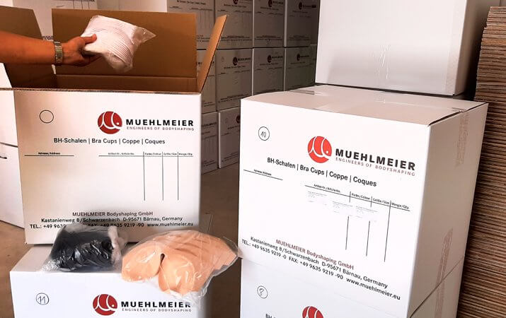 MUEHLMEIER is starting Sales and distribution in China and asia