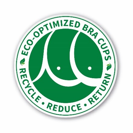 Sustainable and ECO-Optimized BraCups - Recycle, Reduce, Return - logo